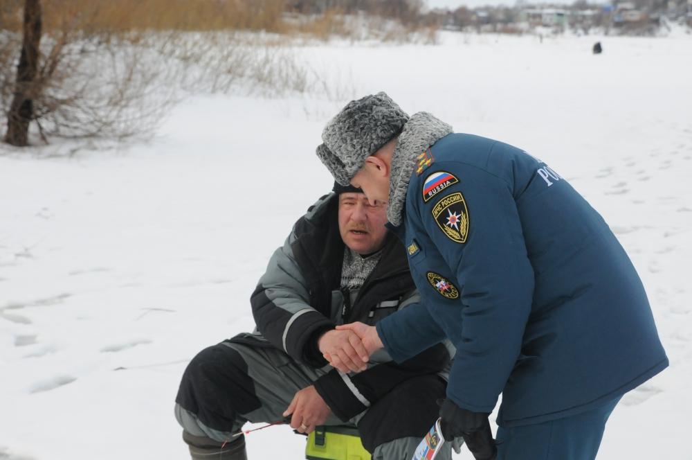 Совместный рейд инспекторов ГИМС и представителей органов местного самоуправления Рязанской области