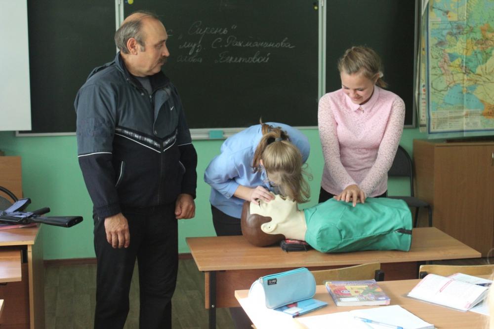 Всероссийский открытый урок  «Основы безопасности жизнедеятельности» на территории Рязанской области (01.03.2019)