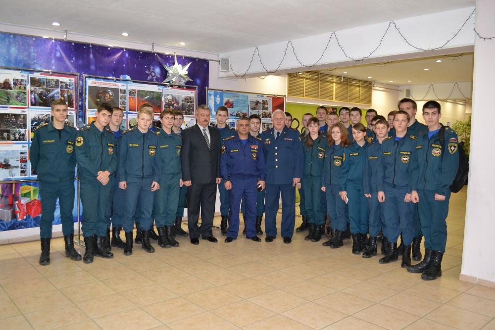 Подведение итогов ТПРС ЧС Рязанской области