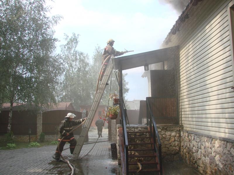 Территориальные подразделения противопожарной службы ГУ