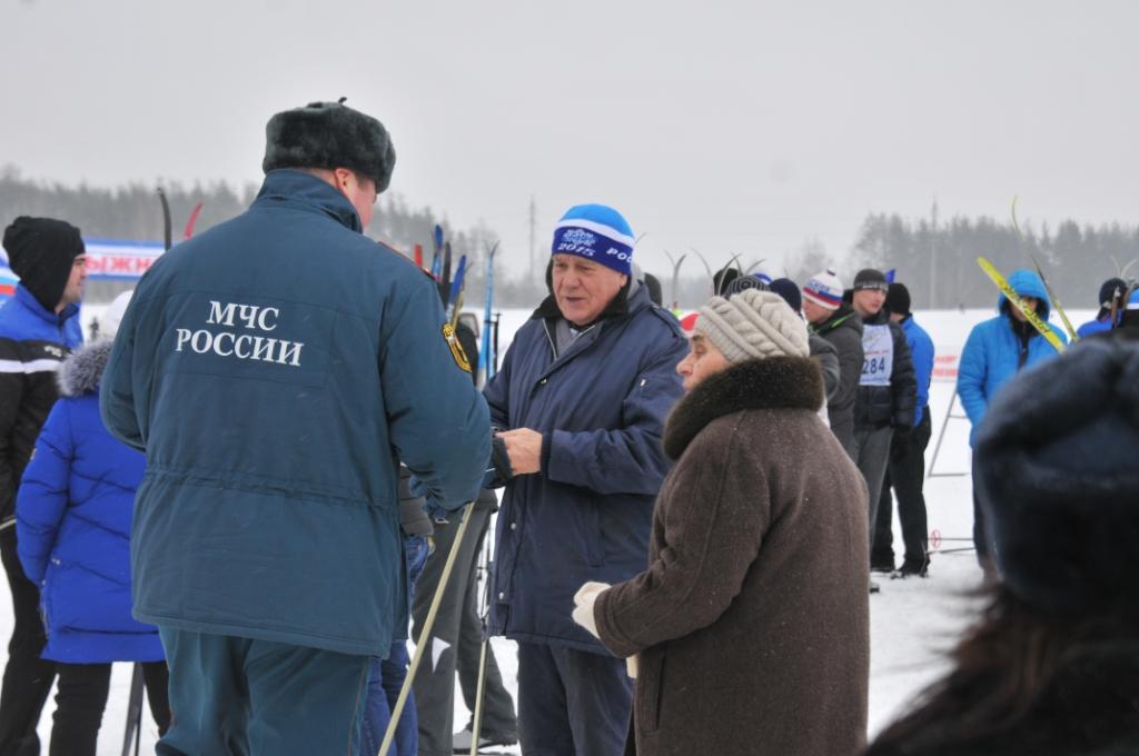 """""""Лыжня России-2015"""" в Рязанской области"""