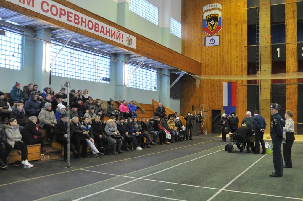Региональный этап олимпиады школьников по ОБЖ