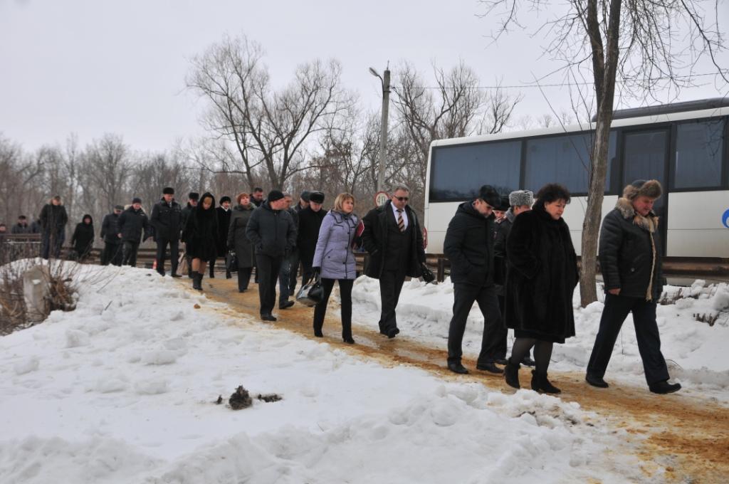 Расширенное заседание комиссии по чрезвычайным ситуациям и обеспечению пожарной безопасности в Старожиловском районе Рязанской области