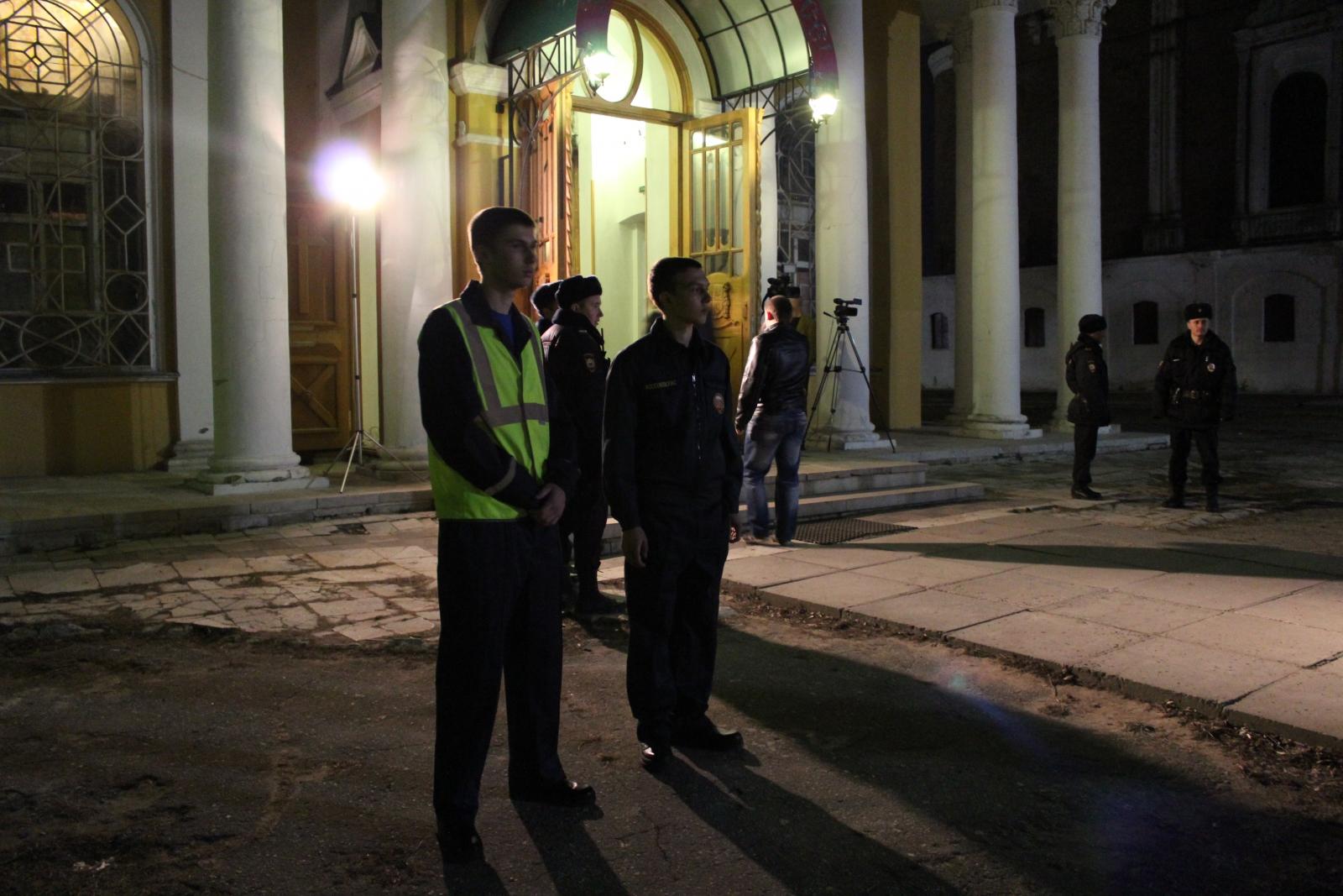 Обеспечение пожарной безопасности во время празднования Пасхи