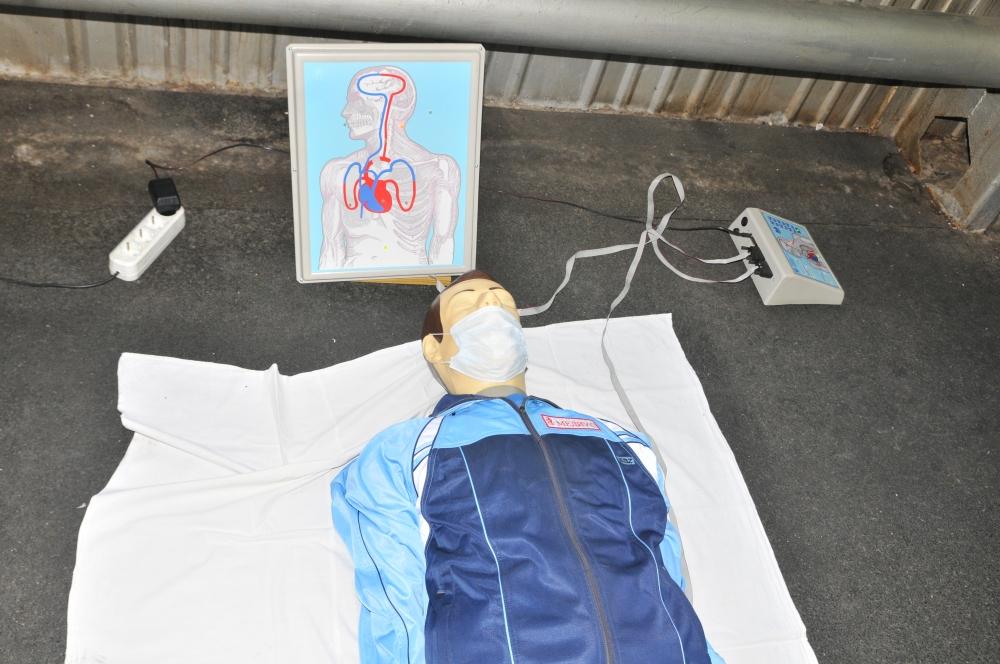 Олимпиада по основам безопасности жизнедеятельности.