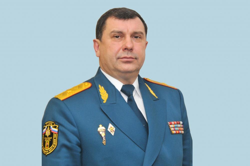 Интервью начальника ГУ МЧС России по Рязанской области об обеспечении безопасности в новогодние праздники