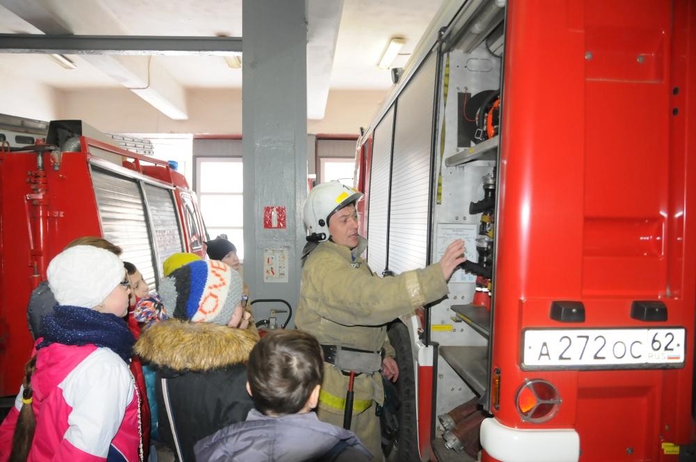 Экскурсия для жителей города Рязани