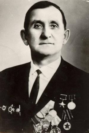 Герой Советского Союза Полин Александр Семенович (1917-1974)
