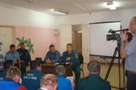 «Месячник безопасности» в Михайловском и Скопинском районах