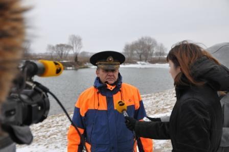 Брифинг по безопасности на воде