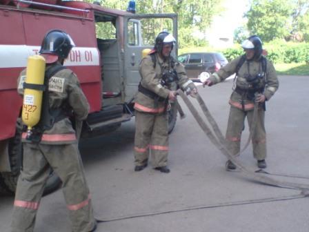 Пожаробезопасный отдых