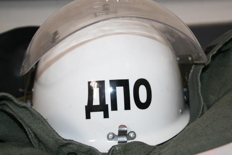 С начала года добровольные пожарные команды Рязанской области самостоятельно потушили 22 пожара