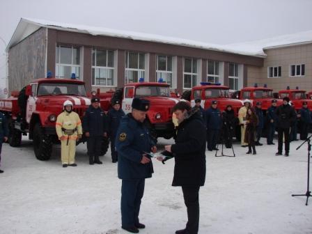 Подведение итогов деятельности ТП РСЧС Рязанской области за 2010 год