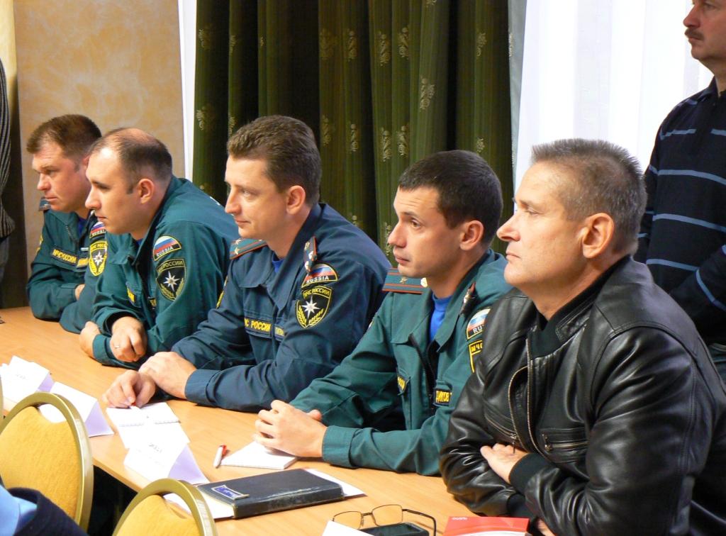 В Рязанской области продолжает развиваться пожарное добровольчество