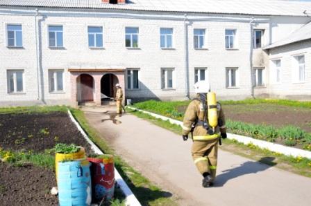 Ученье в Михайловском дом-интернате