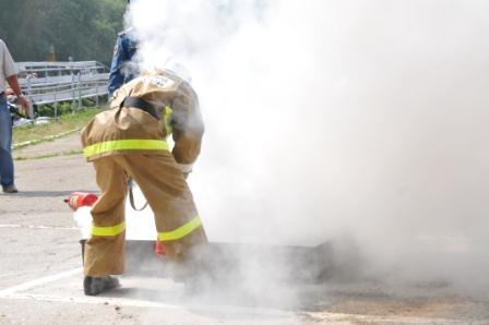 В Рязанской области продолжается развитие противопожарного добровольчества
