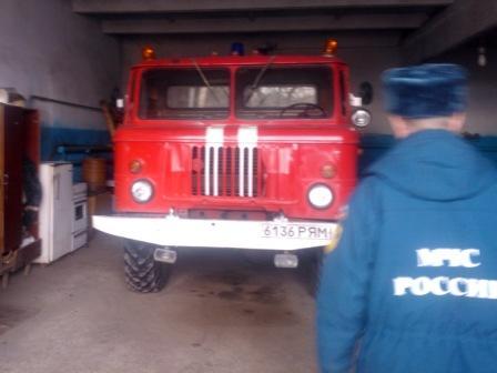 О развитии добровольной пожарной охраны в Рязанской области