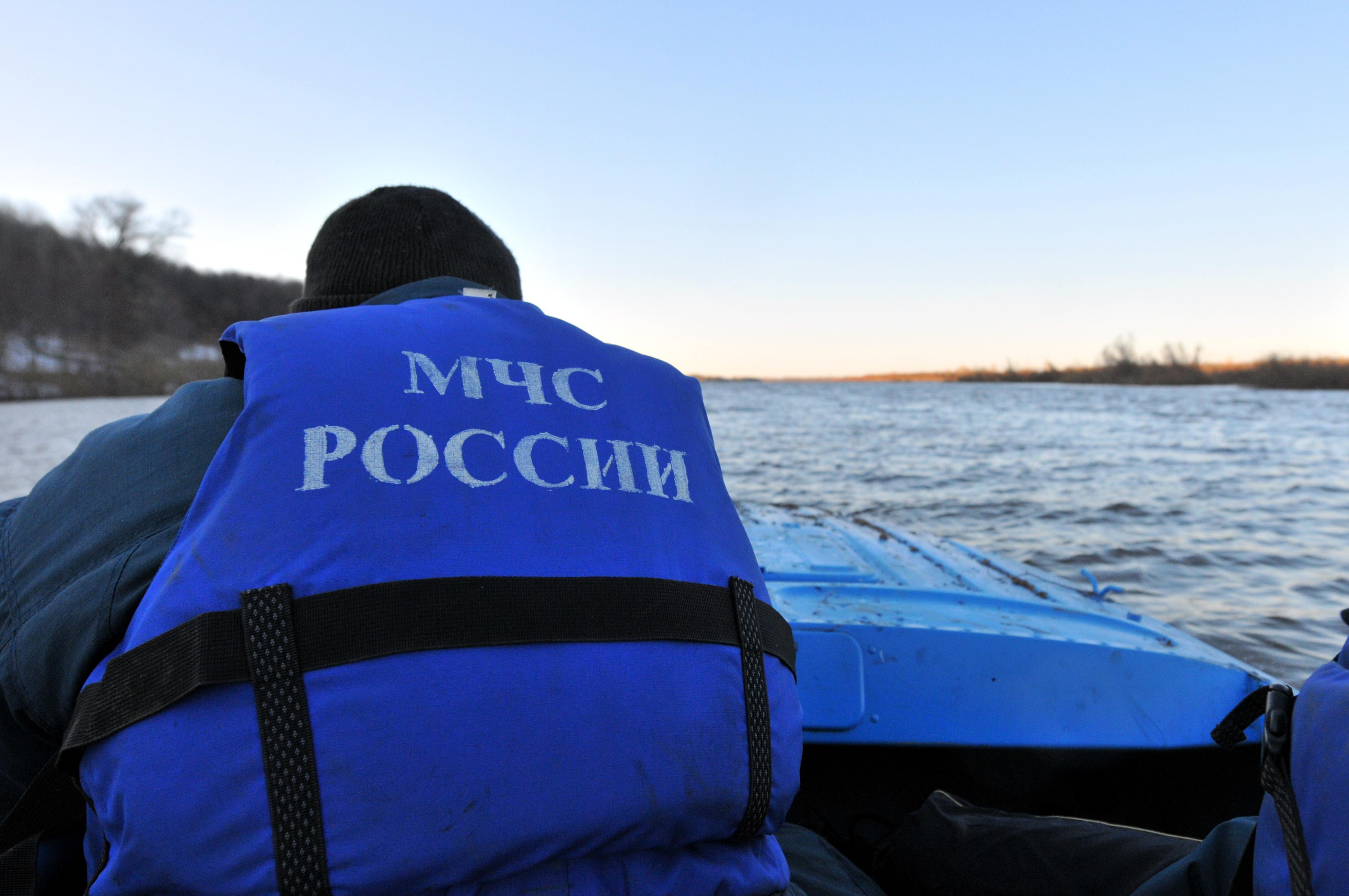 Работы по поиску людей в Касимовском районе