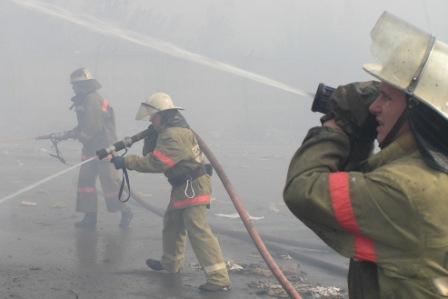 С начала года в Рязанской области дополнительно создано 8 добровольных пожарных команд