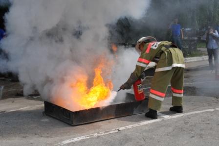 Огнеборцы-дружинники