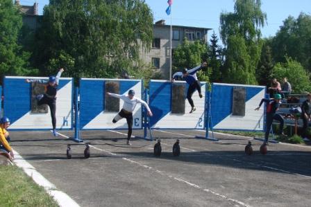 Соревнования кубок Зайцева