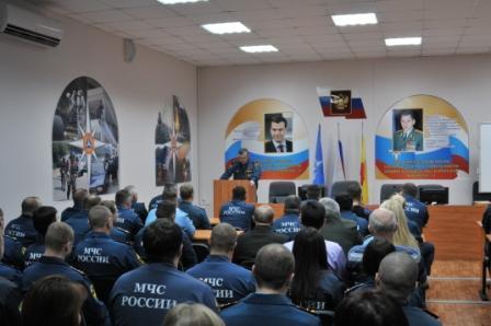 Торжественное собрание посвященное Дню защитника Отечества