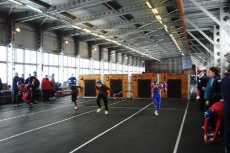 Десятый Чемпионат МЧС России и ВДПО по пожарно-прикладному спорту в закрытых помещениях