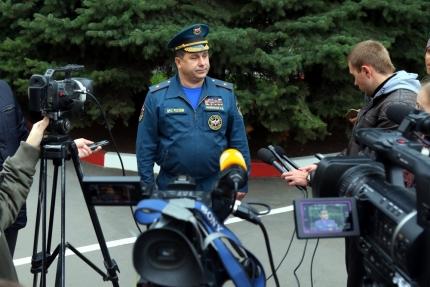 На пресс-конференции в Главном управлении МЧС России по Рязанской области рассказали, как не заблудиться в лесу