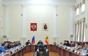 В Рязани состоялось заседание региональной межведомственной комиссии по профилактике и ликвидации особо опасных и карантинных болезней животных на территории области