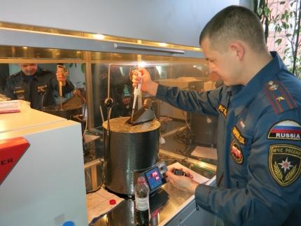 Испытательной пожарной лаборатории Главного управления МЧС России по Рязанской области 52 года