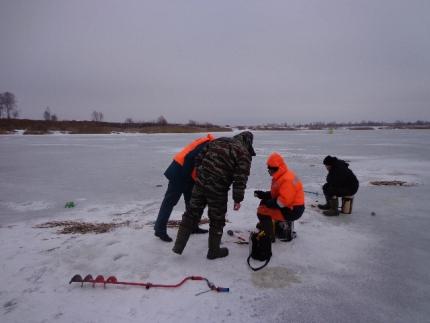 Озера и реки под пристальным контролем специалистов ГИМС