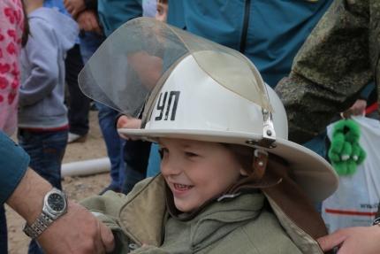 МЧС России - за безопасное детство! (01.06.2017)