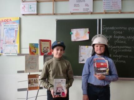 Шумячские школьники узнали о безопасности во время новогодних каникул