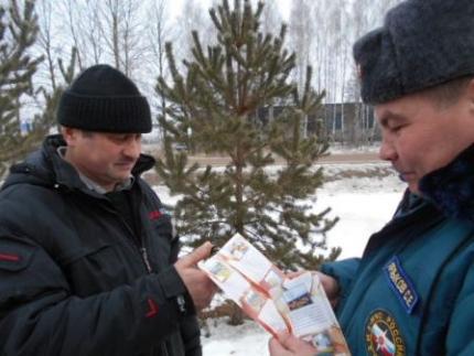 Профилактическая работа в период новогодних каникул (3.01.2017)
