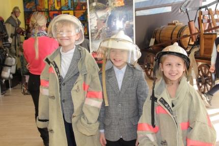 Интересно и с пользой провести время? Тогда Вам в Центр противопожарной пропаганды города Смоленска (07.04.2017)