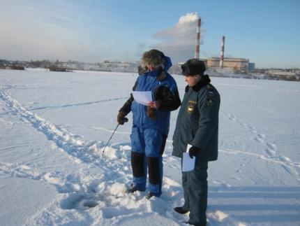 Инспекторы ГИМС продолжают патрулировать водоемы Смоленской области