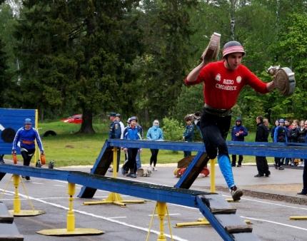 Пожарно-прикладной спорт – спорт сильных и смелых