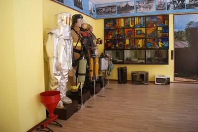 Центр противопожарной пропаганды в городе Смоленске – место, которое стоит посетить! (25.01.2017)