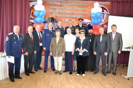 (22.05.2018)  Работа подразделений добровольной пожарной охраны на территории Смоленской области