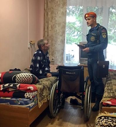 (10.05.2018) О пожарной безопасности в каждый дом