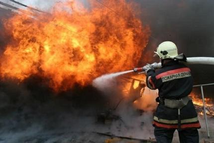 За семь месяцев 2016 года в Смоленской области произошло более 500 пожаров