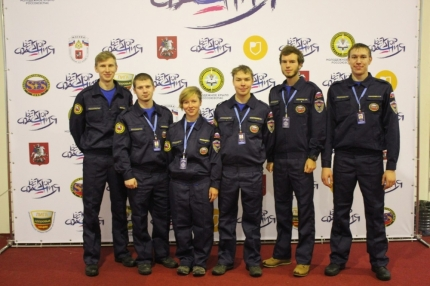 Смоленские студенты-спасатели вернулись с Всероссийского молодежного форума «Вектор спасения»