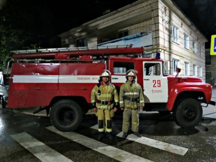 (31.08.19) Сотрудники МЧС России обеспечивали безопасность при проведении праздничных мероприятий
