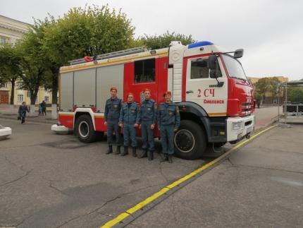 (21.09.19) Обеспечение безопасности во время празднования Дня города
