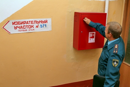 (30.07.2019) В Смоленской области начались профилактические обследования избирательных участков