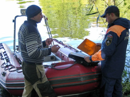 (17.10.19) Инспекторы ГИМС напоминают смоленским рыбакам о правилах безопасности