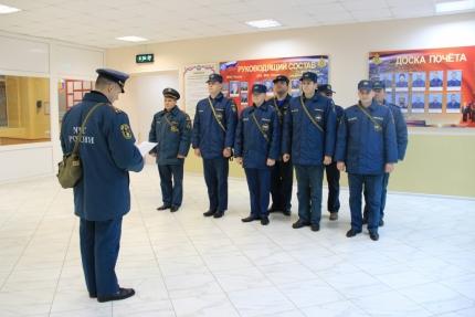 Стартовал второй этап Всероссийской тренировки по гражданской обороне