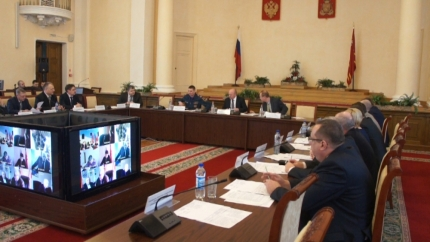 В Смоленске прошло первое в этом году заседание областной чрезвычайной комиссии