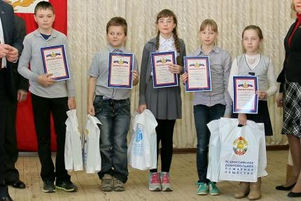 Как отважная пятерка пятиклассников спасала поселок
