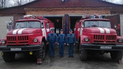 Подрастающему поколению о службе пожарных в годы Великой Отечественной войны